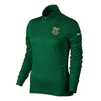 Nike Women's V/Cat Thermal 1/2 Zip