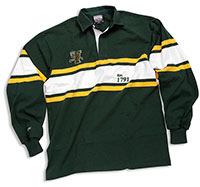 Barbarian V/Cat 1791 Rugby Shirt