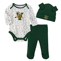 Outerstuff Infant V/Cat Suit Set