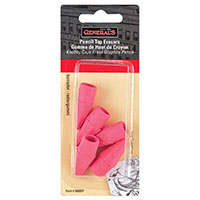General's Pencil Cap Erasers
