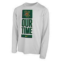 Nike Youth Our Time Dri-Fit Legend 2.0 Long Sleeve Tee