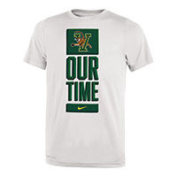 Nike Youth Our Time Dri-Fit Legend 2.0 Short Sleeve Tee