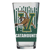 V/Cat Catamounts Pint Glass