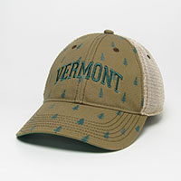 Legacy Arched Vermont Old Favorite Pine Tree Trucker