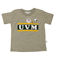 Third Street Snoopy & Woodstock UVM T-Shirt