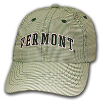 Ouray Vermont Mini Check Hat