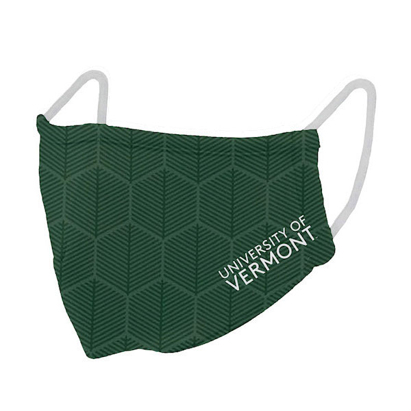 Hexagonal Spellout 2-Ply Face Mask (SKU 127176511092)