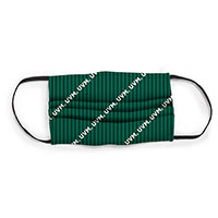 Diagonal UVM 3-Ply Face Mask