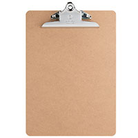 Recycled Clipboard