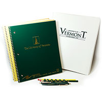 UVM Notebook Bundle