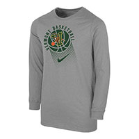 Nike Basketball V/Cat Long Sleeve Core Cotton Tee