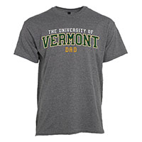 Ouray University Of Vermont Dad T-Shirt