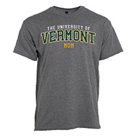 Ouray University Of Vermont Mom T-Shirt