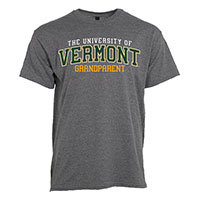 Ouray University Of Vermont Grandparent T-Shirt
