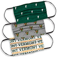 UVM 3-Ply Mask Three Pack (2021)