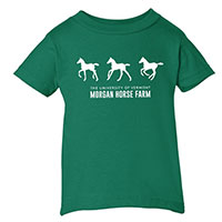 MHF Infant Frolicking Foals T-Shirt