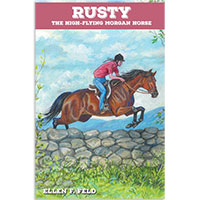 MHF Rusty: The High-Flying Morgan Horse