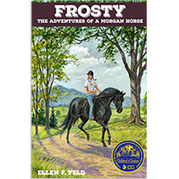 MHF Frosty: The Adventures Of A Morgan Horse