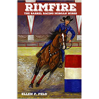 MHF Rimfire: The Barrel Racing Morgan Horse